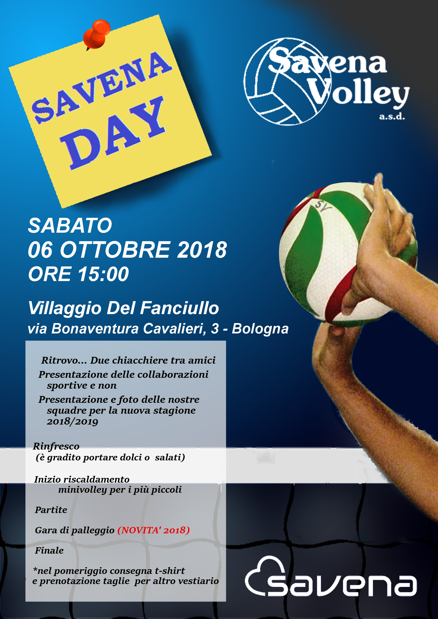 savenaDay2018