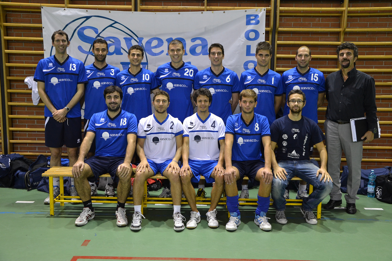 DM Savena Volley - 2012-2013