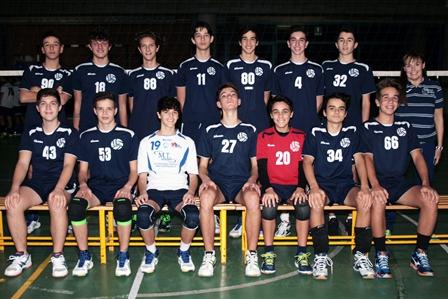 U16M Savena Volley - 2016-2017